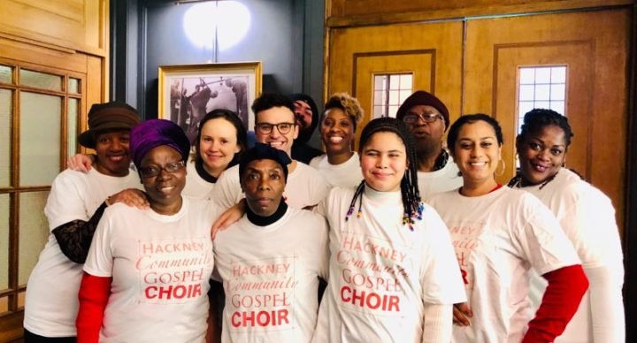 Hackney Community Gospel Choir @ Hackney Sports Awards 2019