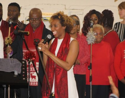 Hackney Community Gospel Choir Christmas Concert 2018