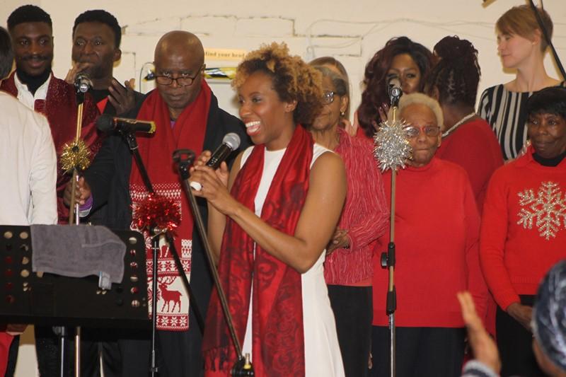 Hackney Community Gospel Choir Christmas Concert 2018